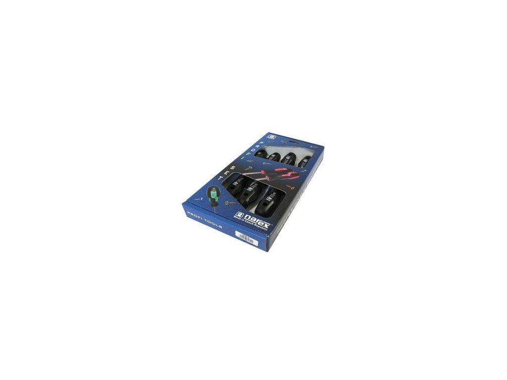 7 dílná sada šroubováků(plochý, PZ,PH) Profi line- Narex(864600)