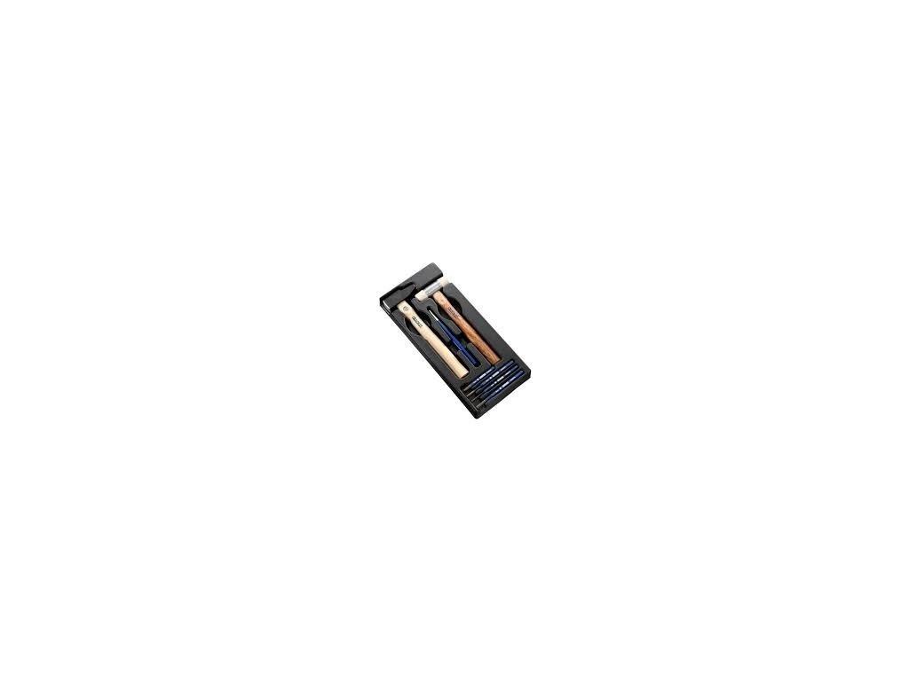 Sada úderového nářadí v modulu - Tona Expert E150801