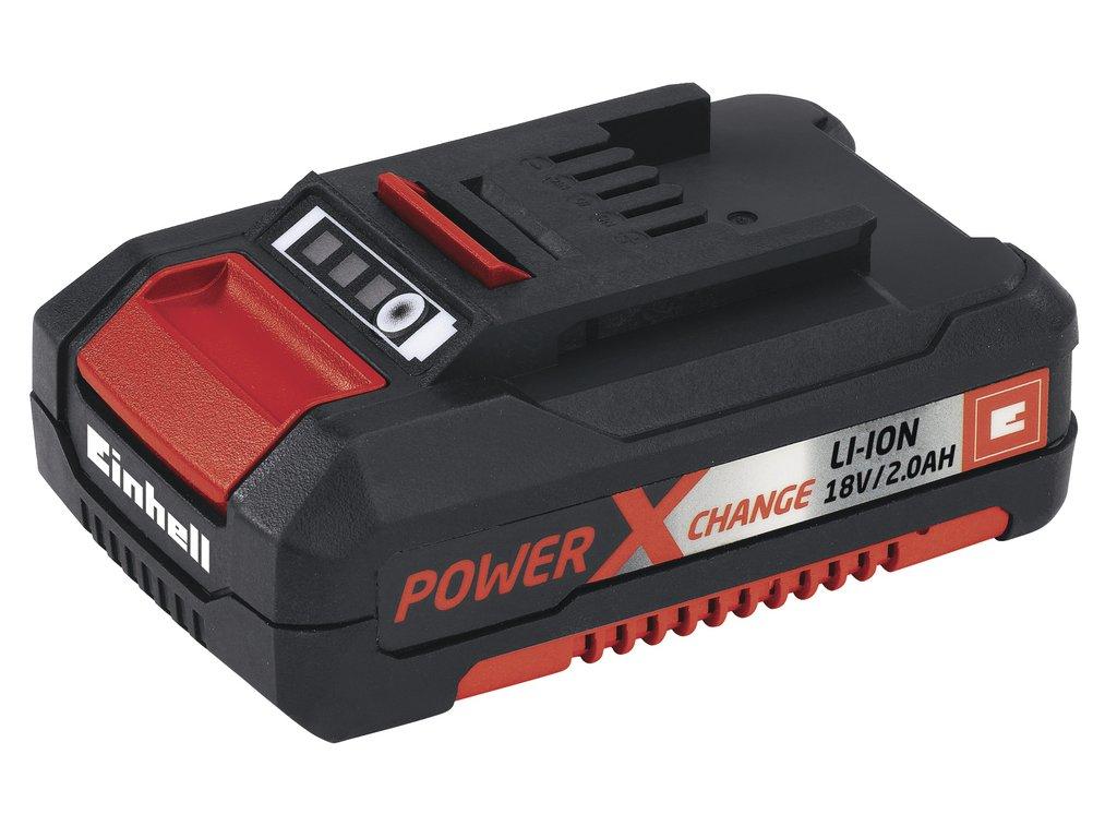 Baterie Power X-Change 18 V 2,0 Ah Aku Einhell Accessory
