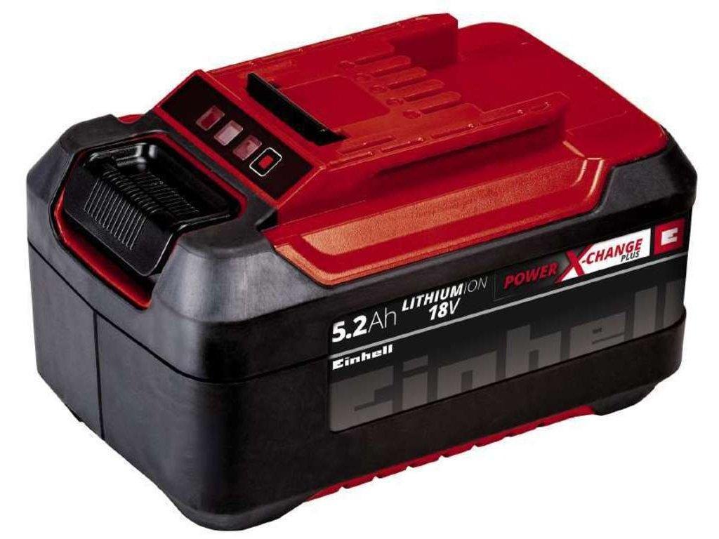Baterie Power X-Change 18 V 5,2 Ah Aku Einhell Accessory