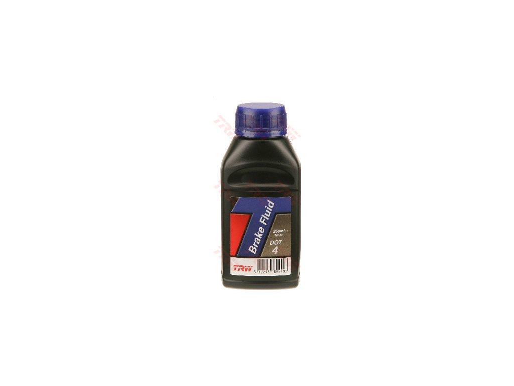 Brzdová kapalina DOT4 250 ml, TRW PFB425