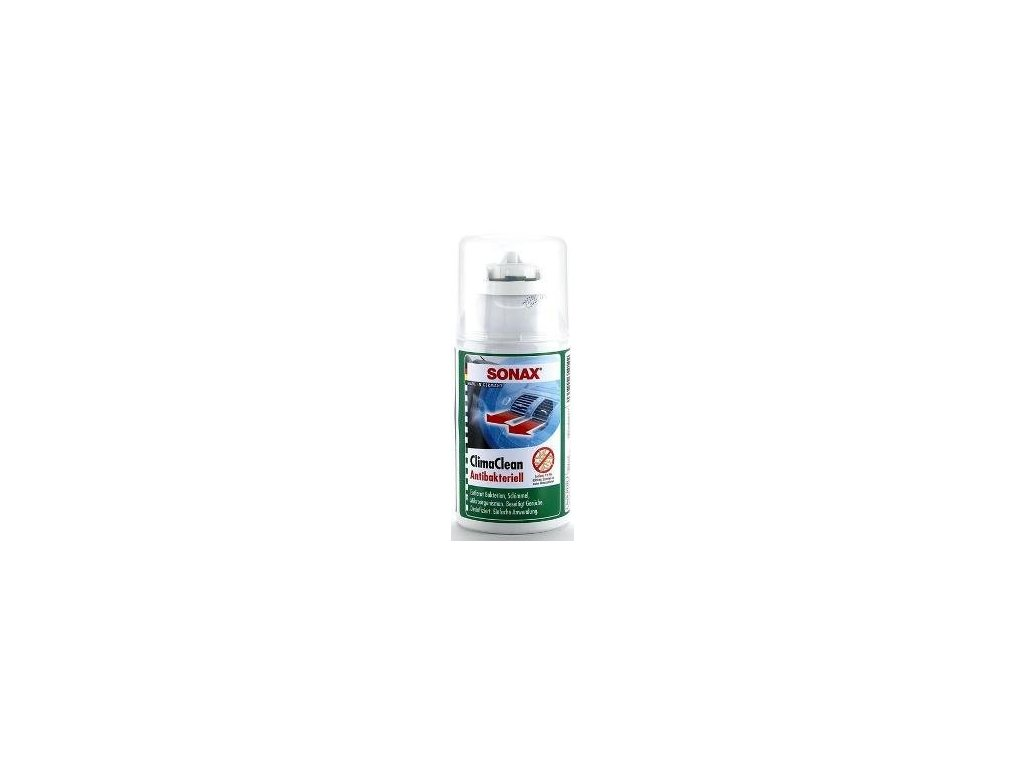 Čistič klimatizace antibakteriální Sonax 100 ml