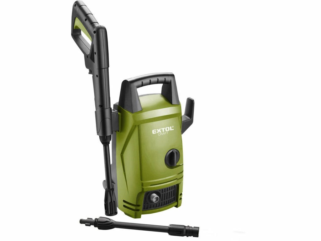 Vysokotlaký čistič 1400 W, tlak 100 bar - EXTOL CRAFT EX413103