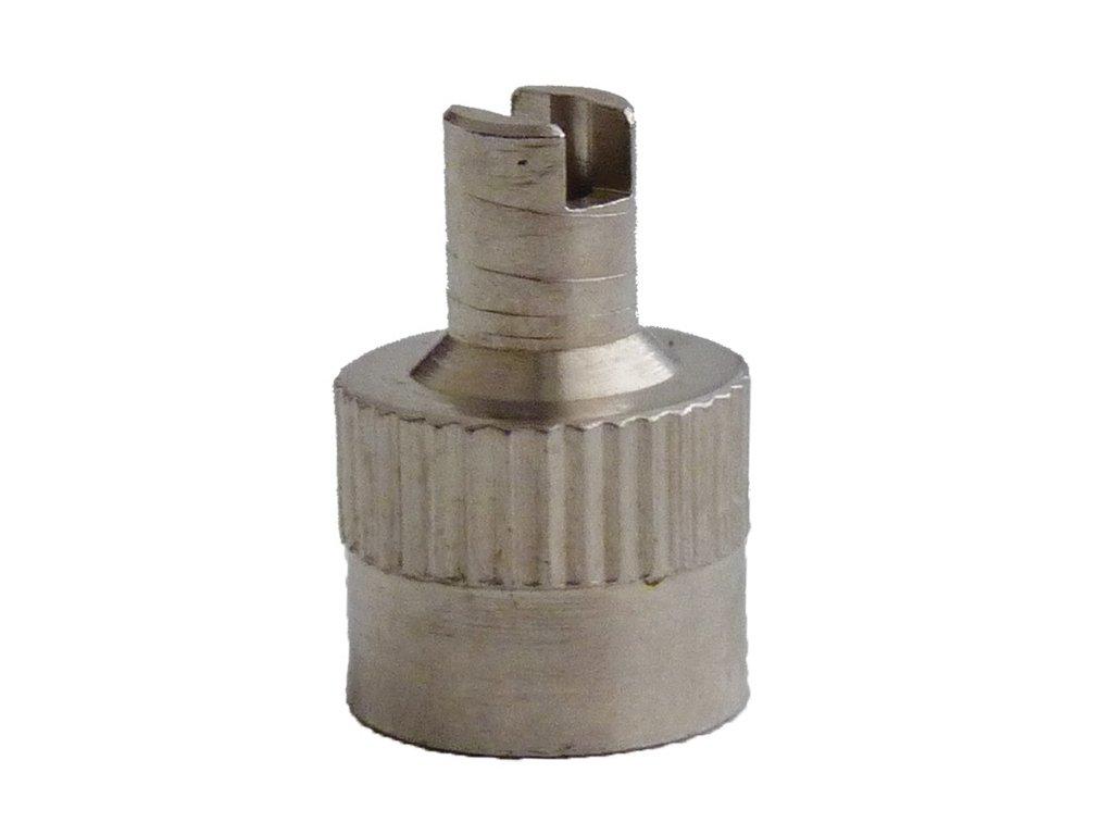 Ventilová čepička GP3-04 (V-51) kovová - Ferdus