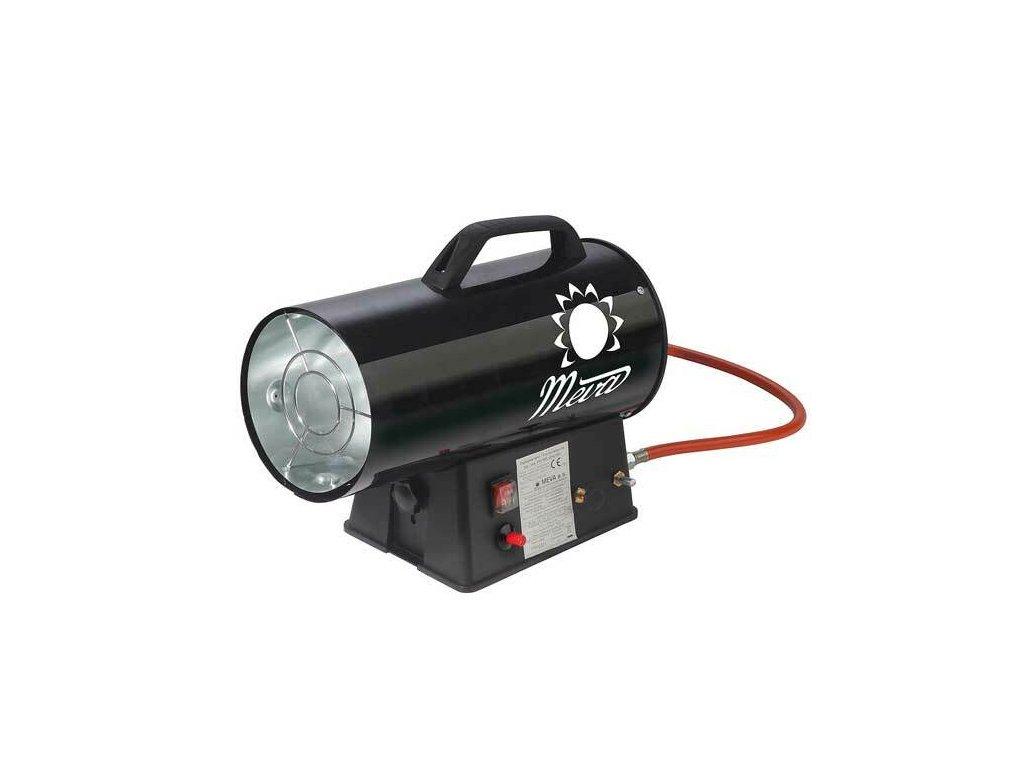 Dílenské topidlo plynové, přenosné, 5 - 10 kW - MEVA TP17001