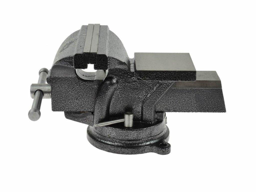 Dílenský svěrák otočný, čelisti 150 mm