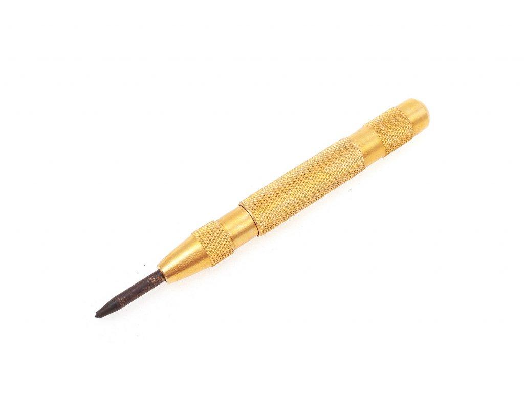 Důlčík samočinný, 125 x 4 mm, bez použití kladiva - JONNESWAY AG10001SP-A