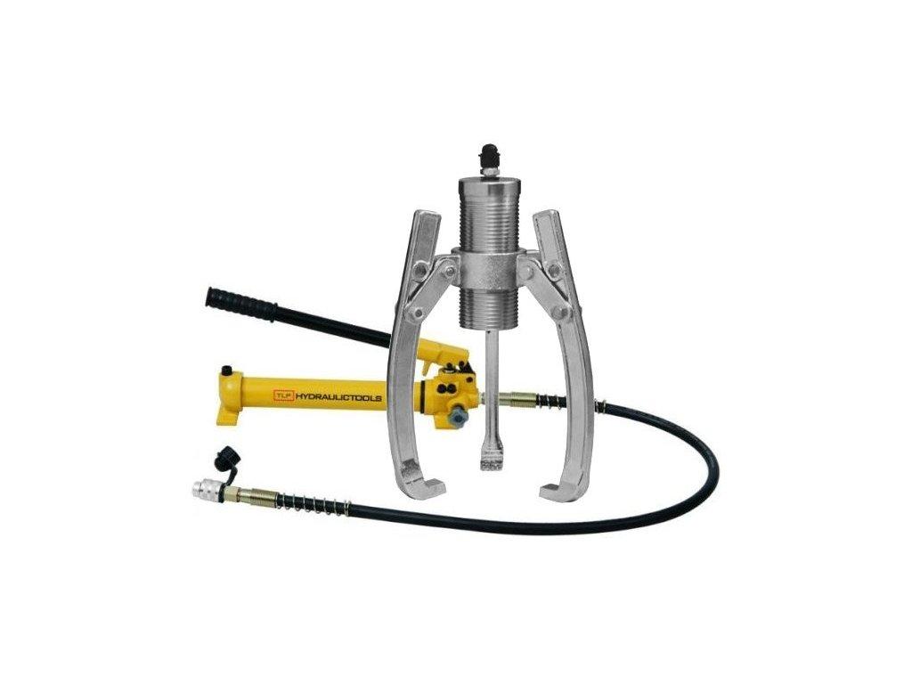 Dvou- nebo tříramenný hydraulický stahovák HHL-10F, síla 10 t