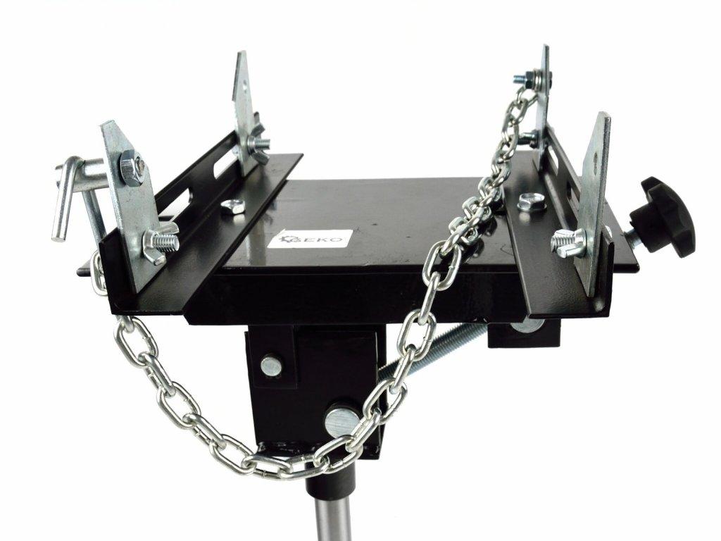 Adaptér pro pracovní zvedák převodovky, s řetízkem, nosnost 600 kg