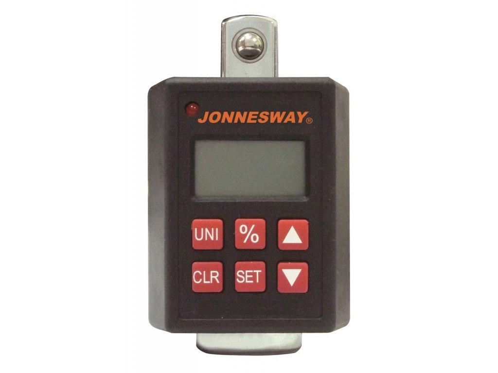 "Elektronický momentový adaptér 1/2"", 10 - 135 Nm - JONNESWAY T19136N"