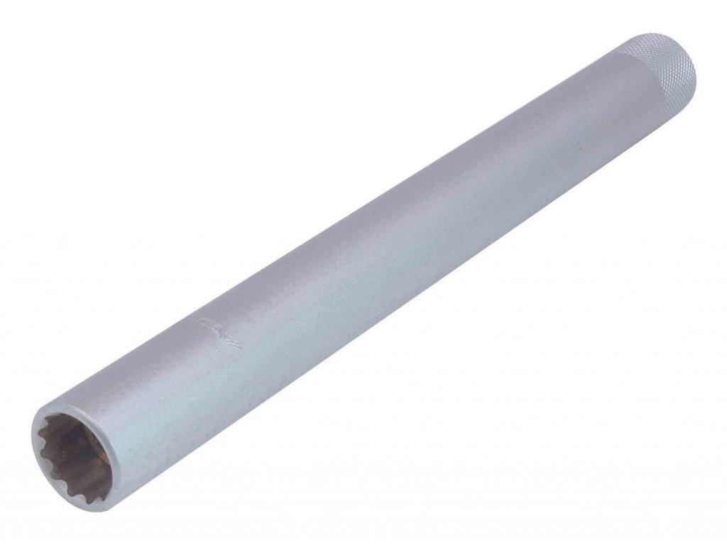 """Hlavice na zapalovací svíčky 3/8"""", 18 mm, prodloužená 250 mm, s magnetem - ASTA"""