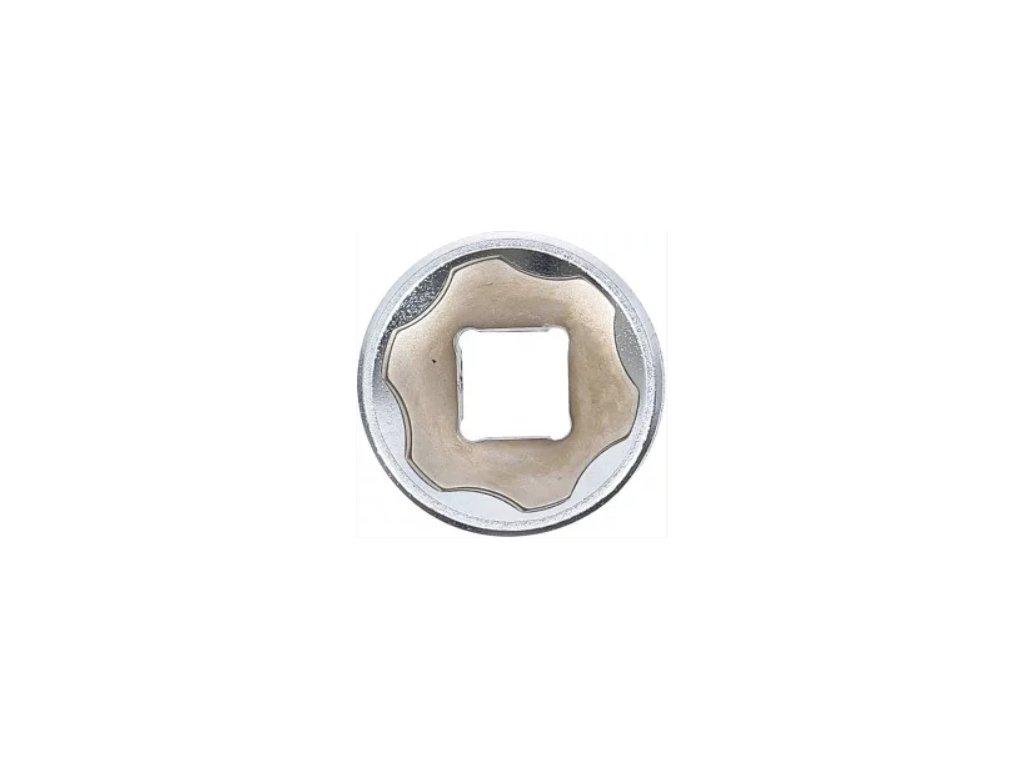 """Hlavice nástrčná 1/2"""" 21 mm, 6hranná Super Lock, prodloužená 75 mm - BGS 2951"""