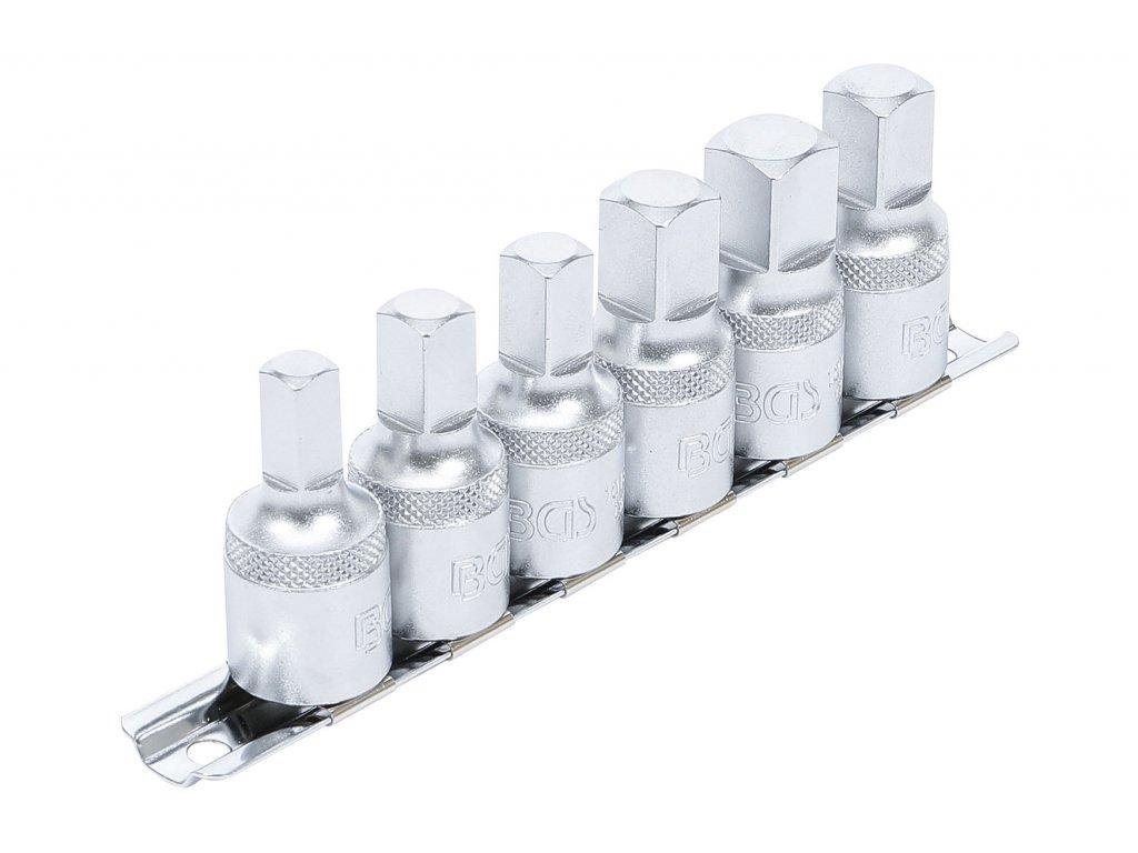 """Hlavice zástrčné 1/2"""" pro olejové výpustě 8-14 mm- BGS 1016"""