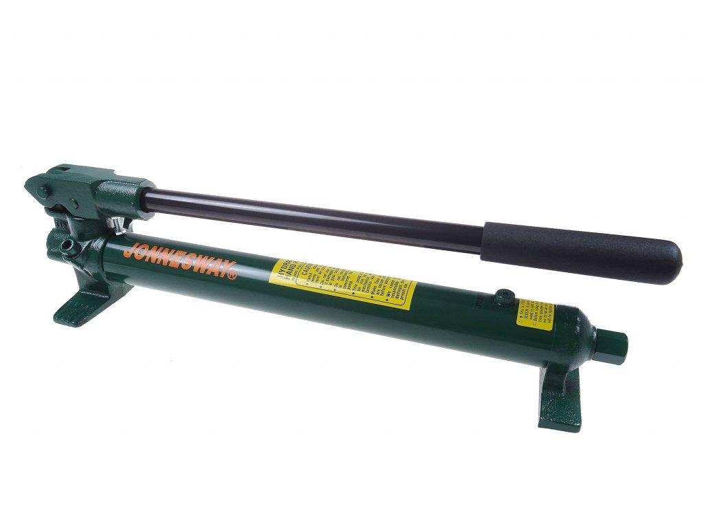 Hydraulická pumpa ruční, 10 tun, pro hydraulický roztahovák a lis - JONNESWAY AE010010-01