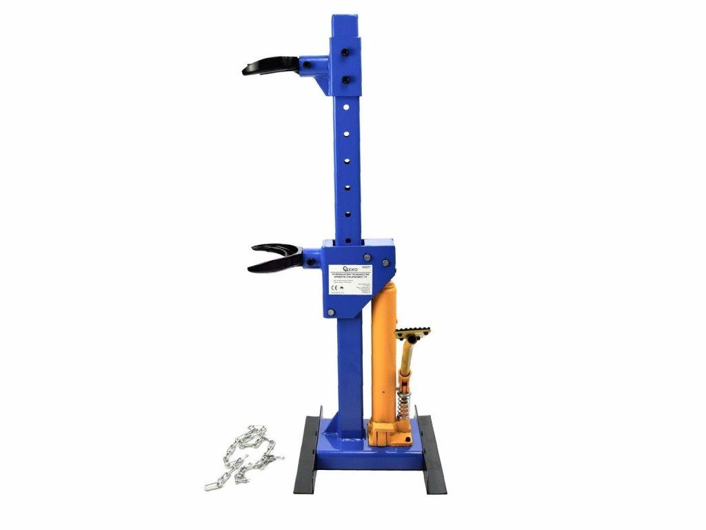 Hydraulický stahovák pružin McPherson, 1t, pro pružiny průměru 80 - 205 mm