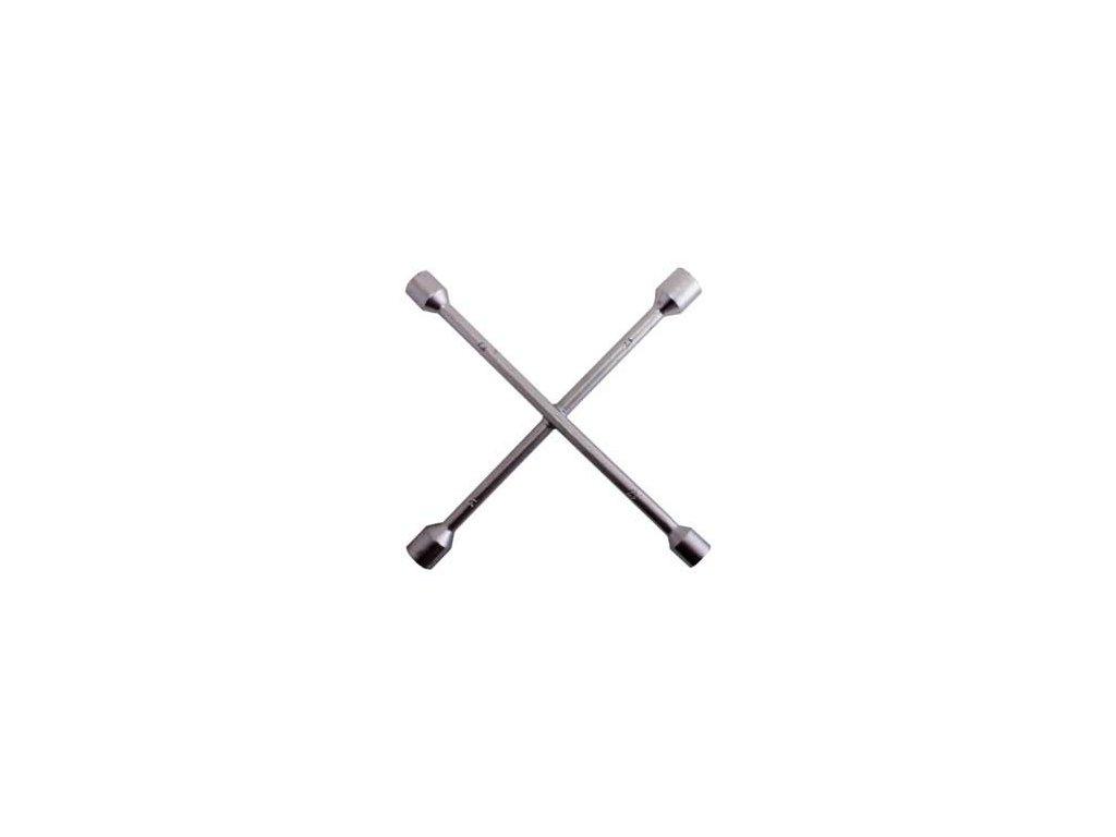 Klíč na kola křížový 17, 19, 21, 23 mm - MAGG