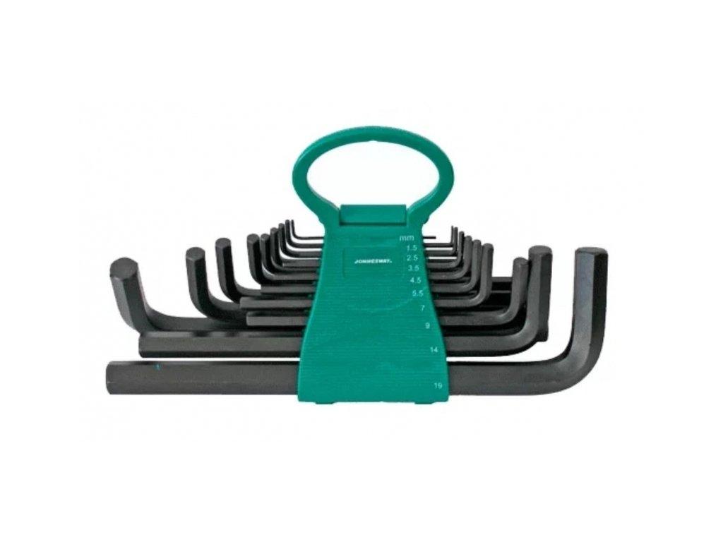 Klíče Imbus, rozměry 1.5 - 19 mm, sada 18 kusů - JONNESWAY H01MH118S