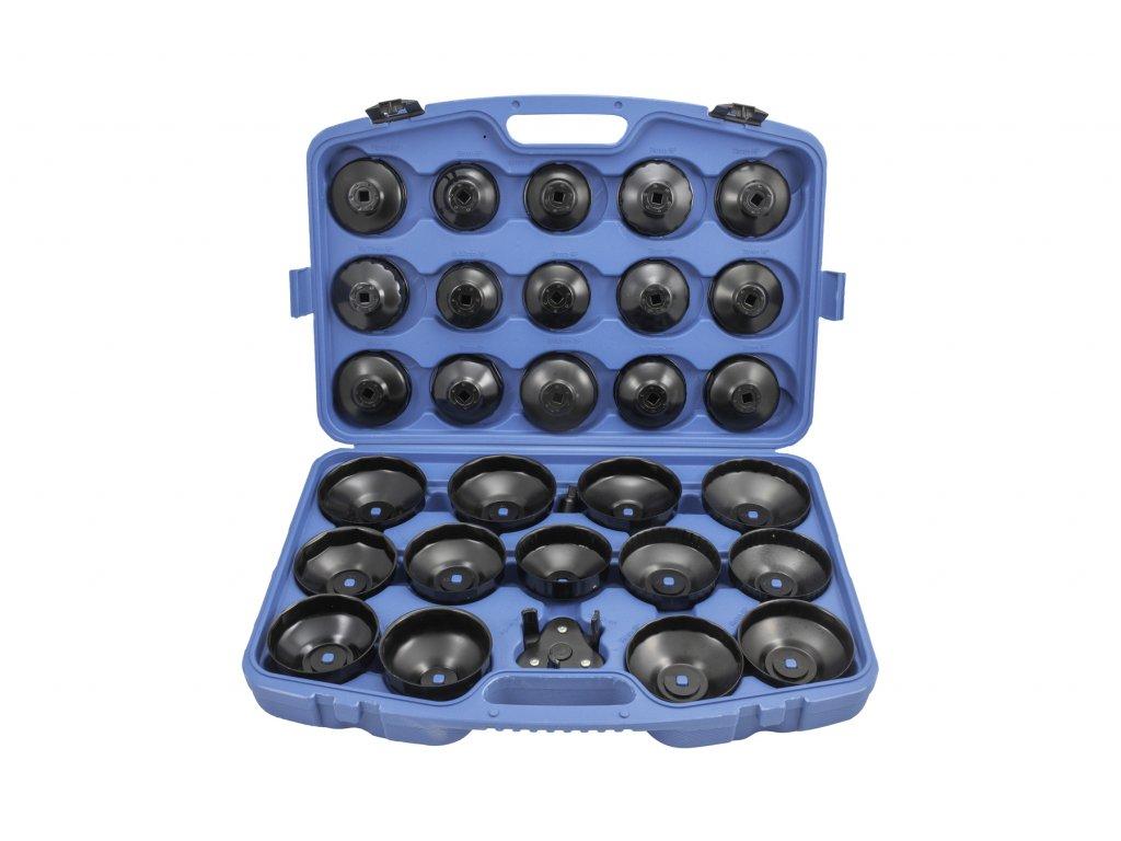 Klíče na olejové filtry, sada 30 kusů - QUATROS QS60038