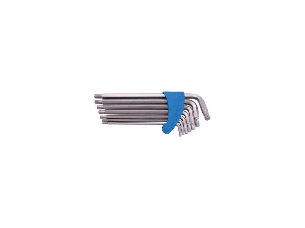 Klíče pro RIBE-profil, 7ks - BGS