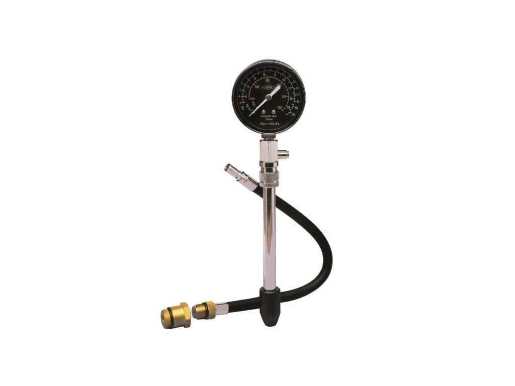 Kompresiometr - tester komprese benzín - JONNESWAY AR020017