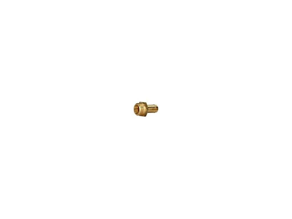"""Koncovka s vnějším závitem 1/4"""" na hadici 6 mm"""