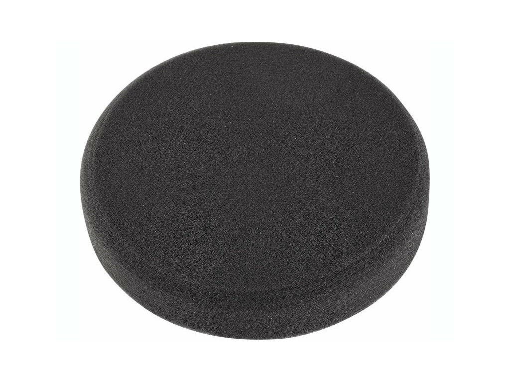 Kotouč leštící pěnový T10 černý, 150 x 30 mm, suchý zip - EXTOL PREMIUM EX8803541