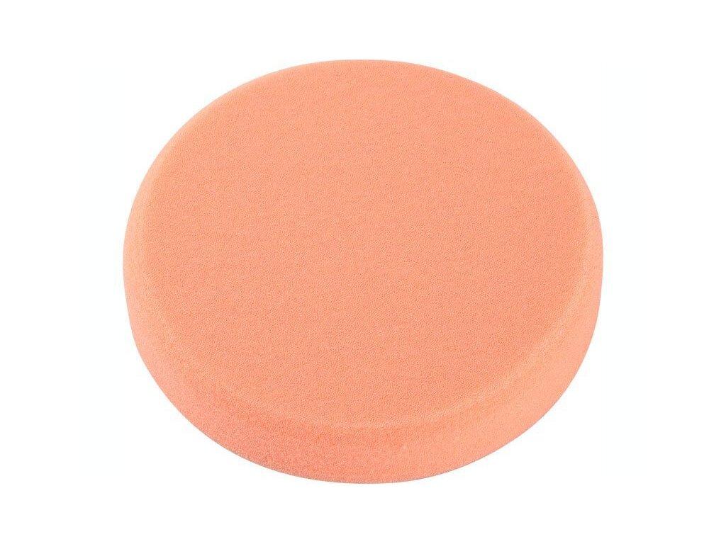 Kotouč lešticí pěnový T40 oranžový, 150 x 30 mm, suchý zip - EXTOL PREMIUM EX8803544
