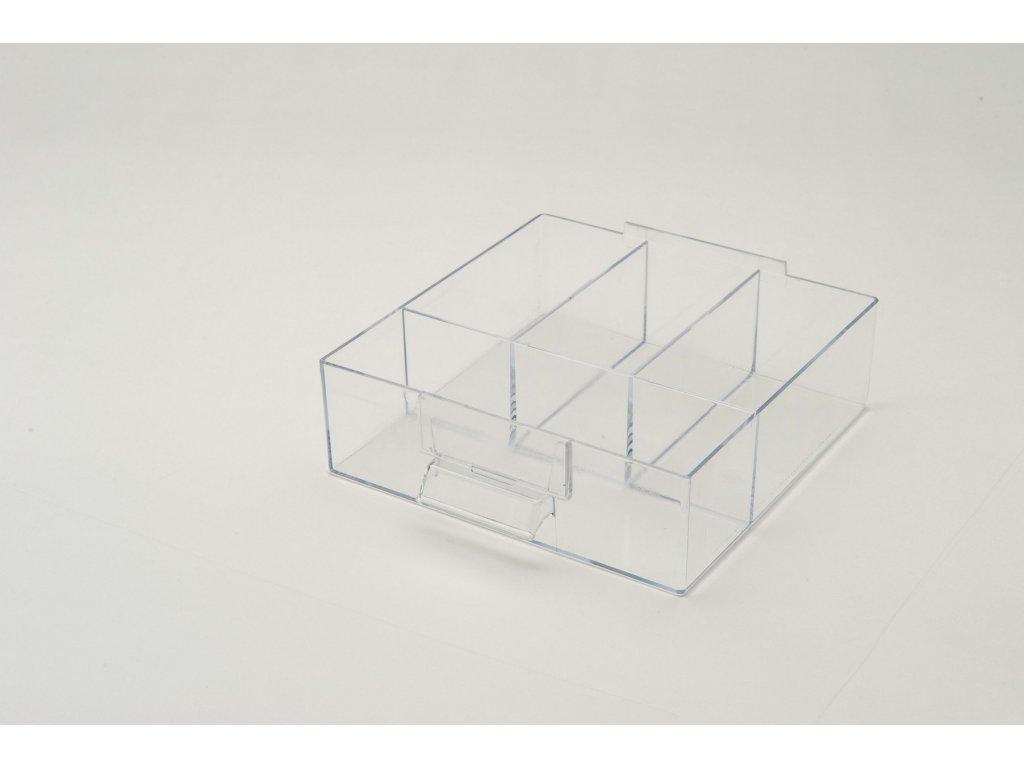 Krabička střední s přepážkami F - Mars 6226