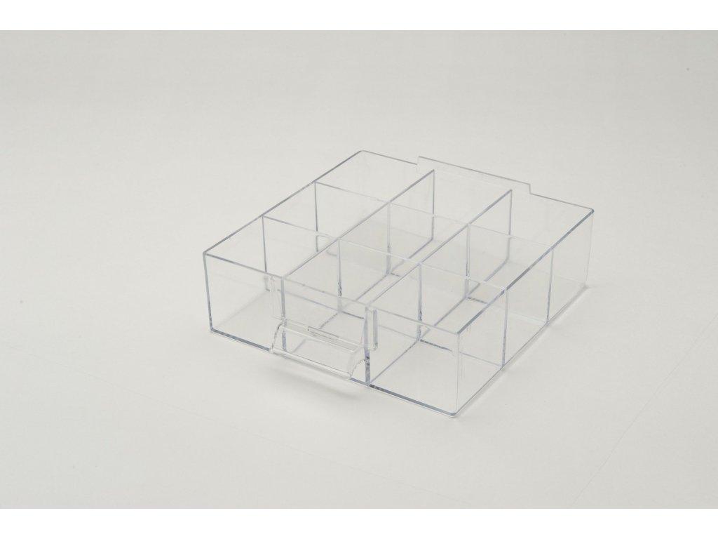 Krabička střední s přepážkami G – Mars 6227