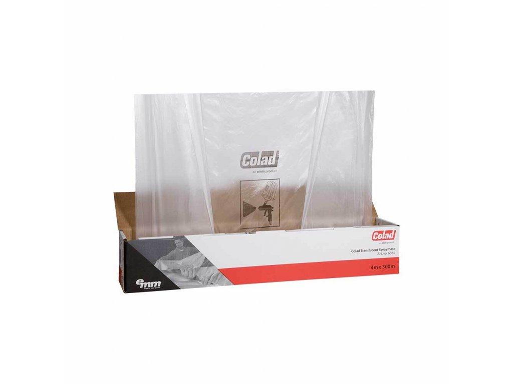 Maskovací fólie - povlak na auto, 4 x 300 m, pro infračervené sušení - COLAD