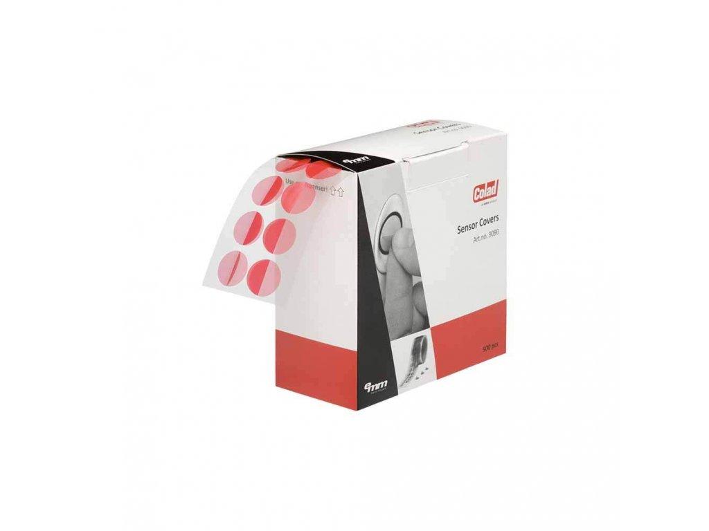 Maskovací kryty senzorů, nalepovací, 500 ks - COLAD