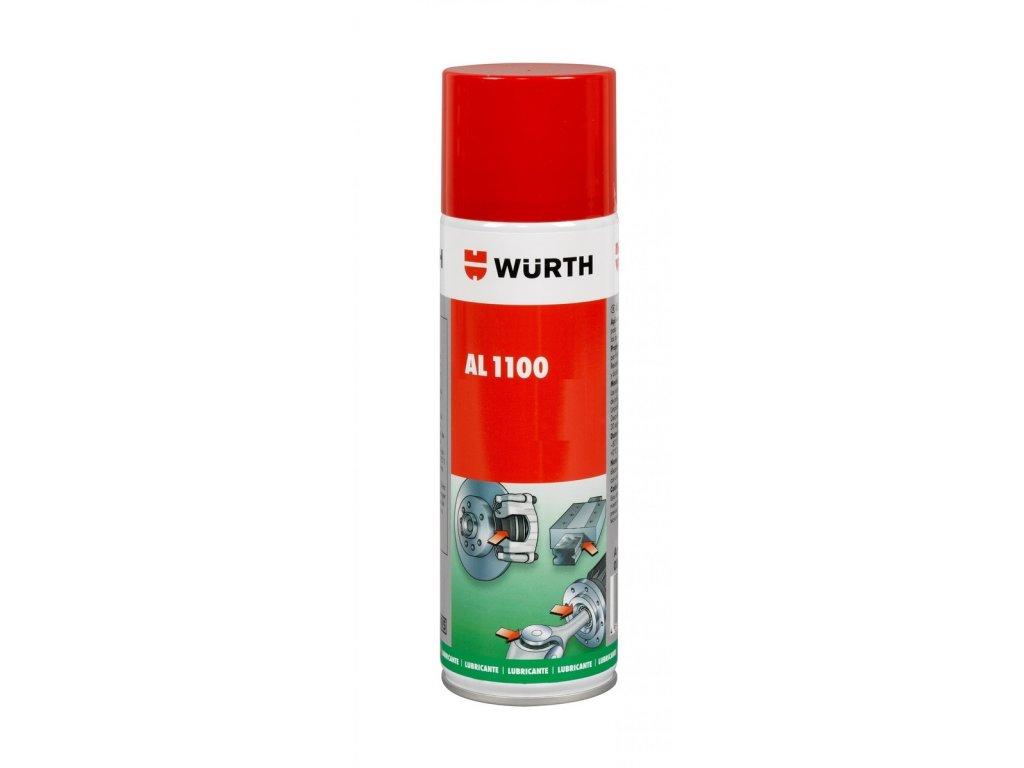 Mazací tuk - hliníková pasta Anti-Seize AL 1100, 300 ml - Wurth 08931100