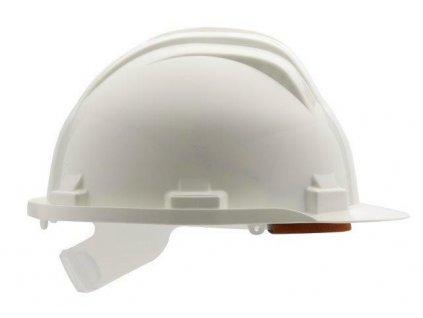 Ochranná přilba univerzální, 52 - 61 cm, bílá, norma EN397