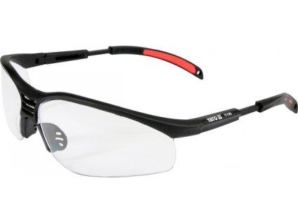 Ochranné brýle čiré typ 91977, EN 166