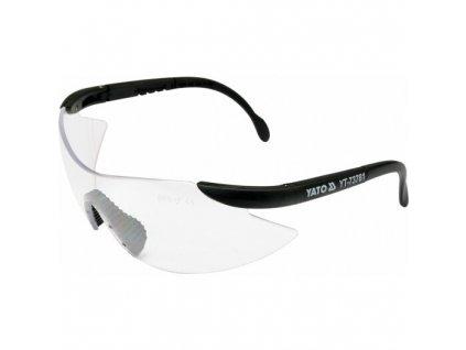 Ochranné brýle čiré typ B532, EN 166
