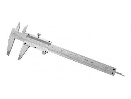 Posuvné měřítko 150/40 mm, dělení 0,02 mm, s aretací - KINEX 6000