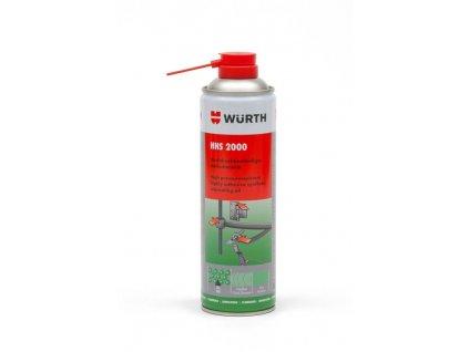 Přilnavé mazivo 500ml Wurth HHS-2000