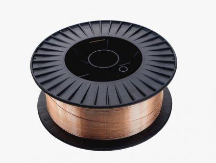 Svařovací drát G3Si1, průměr 1,0 mm, 5 kg