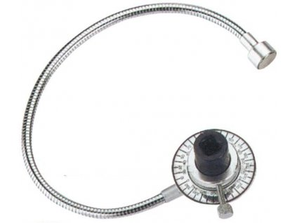 """Úhloměr s magnetem pro úhlové dotahování šroubů k momentovému klíči 1/2"""""""