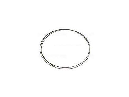 Brzdové potrubí ocelové - ATE; 5m; 4,75 mm