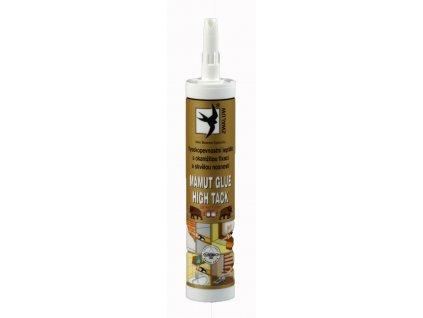 Vysokopevnostní montážní lepidlo Den Braven Mamut Glue, kartuše 290 ml, bílá