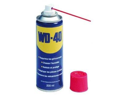 WD-40 200 ml univerzální mazivo