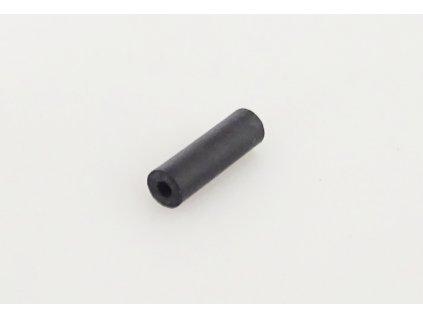 Záslepka přepadu posledního vstřikovače, průměr 7,5 mm, gumová
