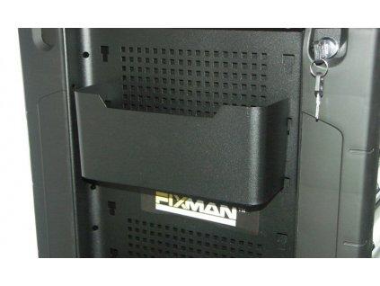 Závěsný držák na nářadí k dílenskému vozíku, 100 x 250 x 76 mm - Fixman