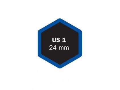 Univerzální opravná vložka US, šestihranná, různé velikosti - Ferdus