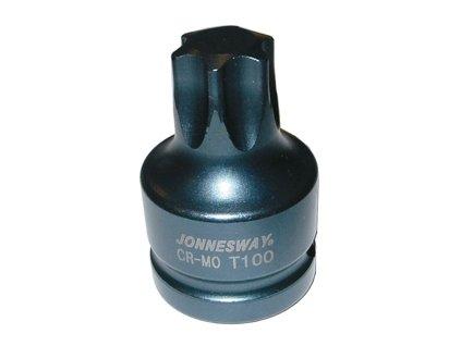 """Zástrčné hlavice úderové Torx, 3/4"""", různé velikosti, délka 60 mm - JONNESWAY"""