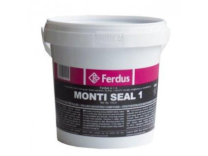 Těsnicí montážní přípravek MONTI SEAL, černý, různé objemy - Ferdus