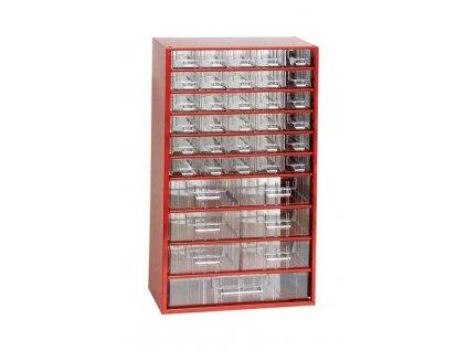 Box na nářadí MAXI - 40xA, 6xB, 1xC - MARS 6723
