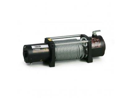 Elektrický naviják Golemwinch 12000 12V, 5,4 t, pro větší offroad, odtah - Golemtech