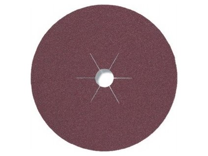 Brusné fíbrové výseky - fíbrové kotouče, průměr 125 mm, různé hrubosti, 5 ks - Klingspor